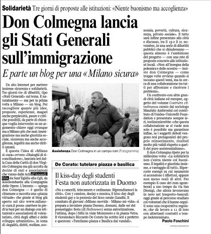 Corriere 30.10.09